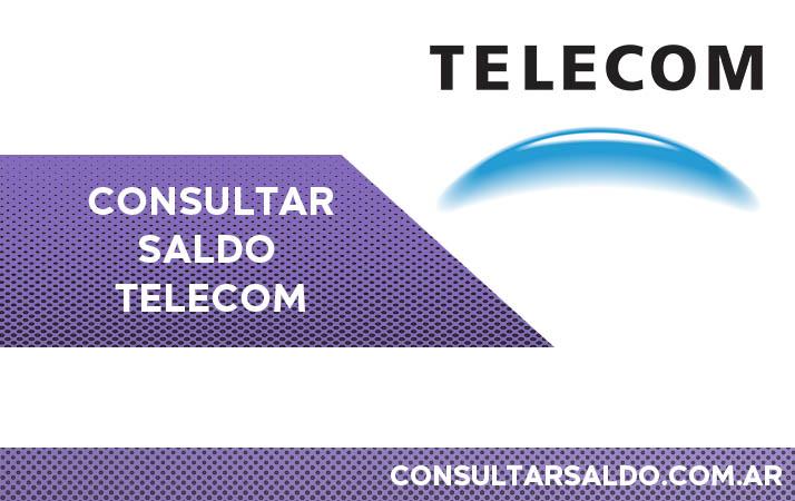 consultar saldo de telecom
