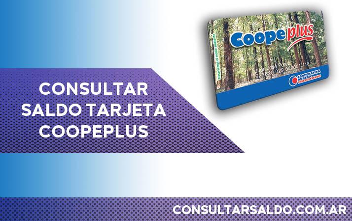 saldo coopeplus consultar