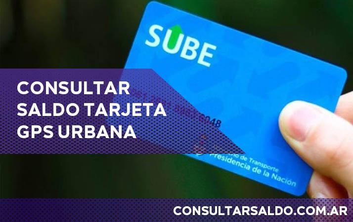consultar tarjeta gps urbana