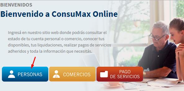 consultar saldo consumax online